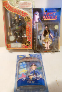 Assorted Comics  & Movies Action Toy Figures Lots