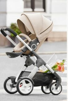 STOKKE CRUSI with Sibling seat