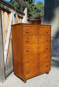 5 Drawer Highboy Dresser *Delivery Available*