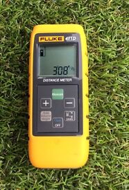 Fluke 411D Laser Distance Measure