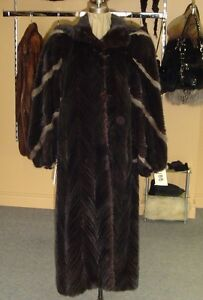 Manteau de fourrure - Vison