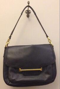 Sac cuir Taylor COACH Leather Flap Shoulder Bag