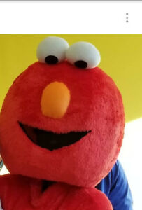 Elmo Costume from Sesame Street for Rent