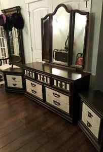 Four Piece Bedroom Dresser Set