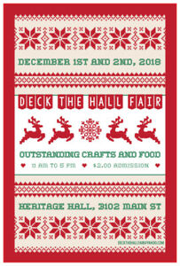 DECK THE HALL FAIR