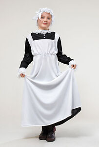VICTORIAN COSTUME BOYS GIRLS MAID GENT OUTFIT BOOK WEEK BNIP XMAS FAIR SCHOOL