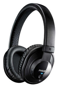 Philips SHB7150 Wireless Bluetooth Headphones with Microphone