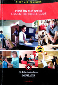 First Aid Training - Student Reference Guide, St. John Ambulance