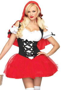 Leg Avenue Little Red Riding Hood Costume Kitchener / Waterloo Kitchener Area image 2