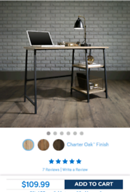 Desk - North Avenue Collection