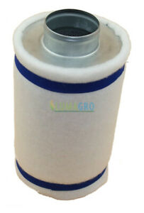 """4""""/6""""/8""""/10"""" Inline Preactivated Carbon Filter"""