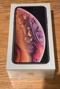 New sealed iPhone XS (64gb) Gold