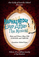 Haphazardly Ever After the Musical