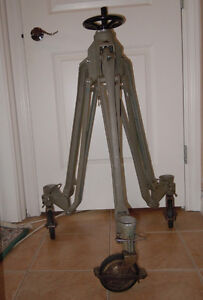 Vintage LINHOF Geared Dolly - Rare