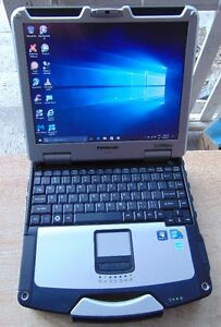PANASONIC TOUGHBOOK iCore 5 2.40 GHZ REFURBISHED WINDOWS 10