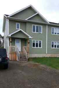 Semi-Detached near Shediac Road and new Ecole Champlain school