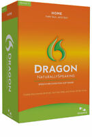 Dragon Naturally Speaking Speech Recognition Software + Headset
