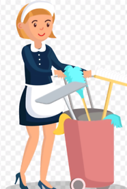 Deep clean normal cleaning