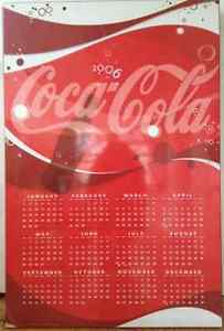 9 professionally plaque mounted Coca Cola posters London Ontario image 4