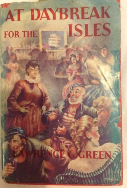 At Daybreak for the Isles - Lawrence Green