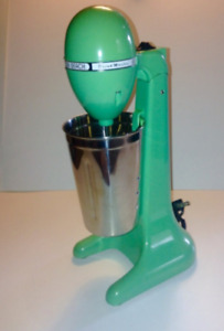 Retro Turquoise Green Drink Mixer Hamilton Beach DrinkMaster