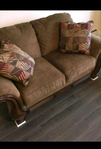 Sofa & Love Seat all new