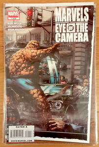 Marvels: Eye of the Camera #1-6 complete NM Marvel