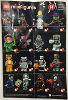 (Wanted) - Lego Mini Figures Series 14 Monsters