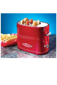 Looking for a gently used hotdog toaster.