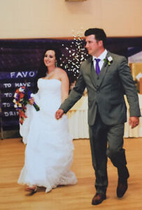 A-line Style Wedding Dress - open to reasonable offers