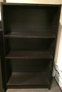 IKEA Billy Bookcase - black/brown