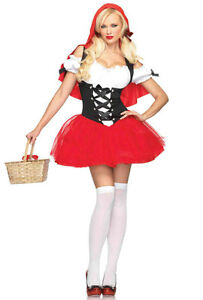 Leg Avenue Little Red Riding Hood Costume Kitchener / Waterloo Kitchener Area image 1