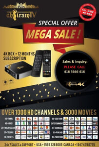 Free android box + $10 monthly