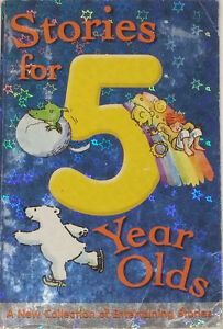 Stories for 5 Year Olds Paperback Book