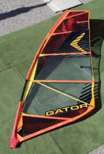 Wanted: 5m windsurfing rig