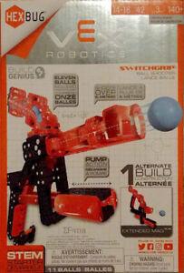 Hexbug VEX Robotics: Crossfire, Z-360, SwitchGrip **NEW Sealed**