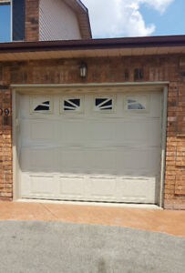 Signle Car Garage Door $500 OBO