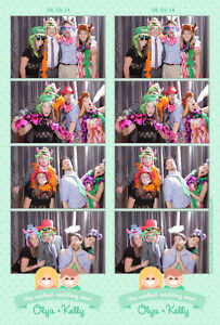 Kitchener Waterloo Photobooth -Best price w/ quality Photo booth Kitchener / Waterloo Kitchener Area image 1