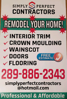 REMODEL YOUR HOME -