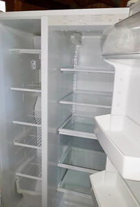 Perfect  large Fridge and regular Stove for sale.Offers welcome!