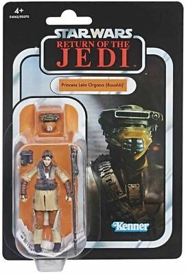 Star Wars The Vintage Collection Princess Leia Boushh Action Figure NEW