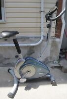 Exercise Bike PT Fitness Personal Trainer SMAG 315U Great Cond!