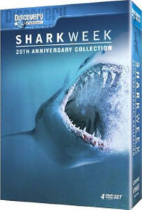 Shark Week, 20th Anniversary Collection
