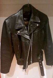 Thinsulate Genuine Leather women's Jacket size 42