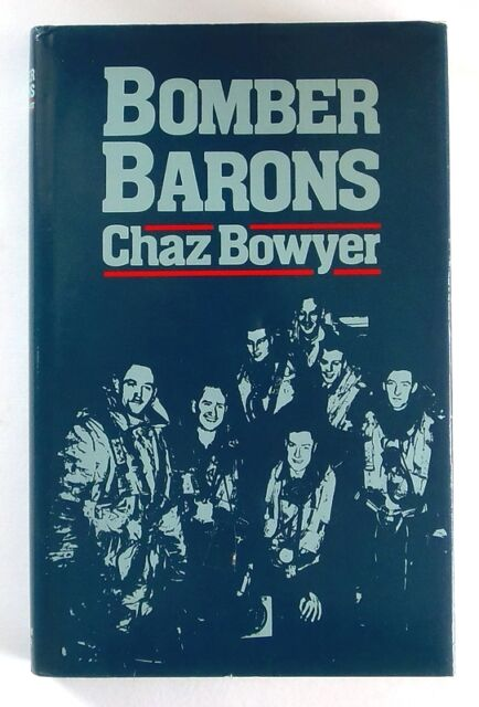 BOMBER BARONS by Chaz Bowyer (1983) - HARDBACK - 1st Edition