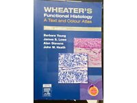 HISTOLOGY textbook up for grabs - WHEATER's Histology