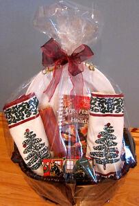 Holiday Entertaining Gift Basket
