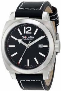 Golana Swiss Men's AE100-1 Aero Pro 100 Quartz Watch