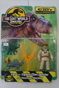 Jurassic Park The Lost World Carr Action Figure