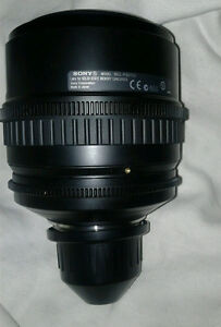 SONY SCL-P35T20 Lens